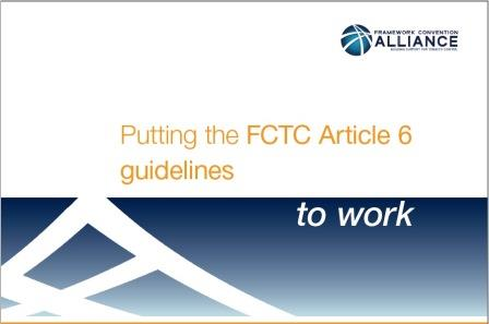 Cover, FCA's guide to Article 6 guidelines
