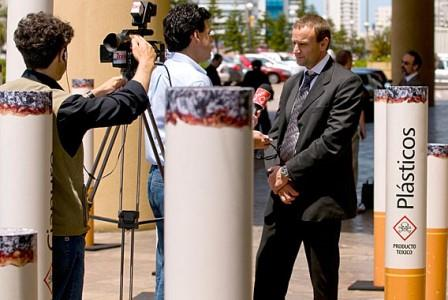 FCA's Laurent Huber interviewed at COP4 in Uruguay