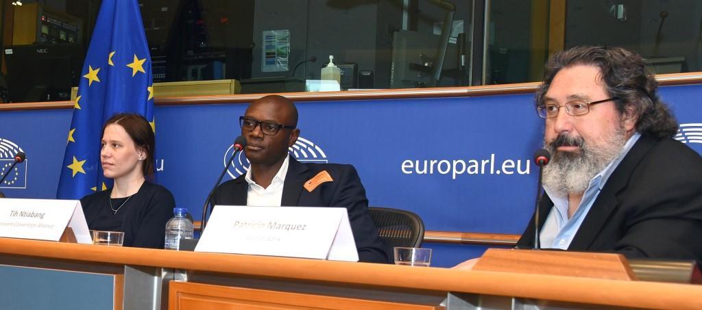 FCA at EU WNTD Debate