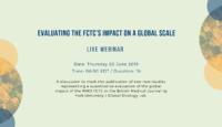Evaluating the FCTC's Impact on a Global Scale